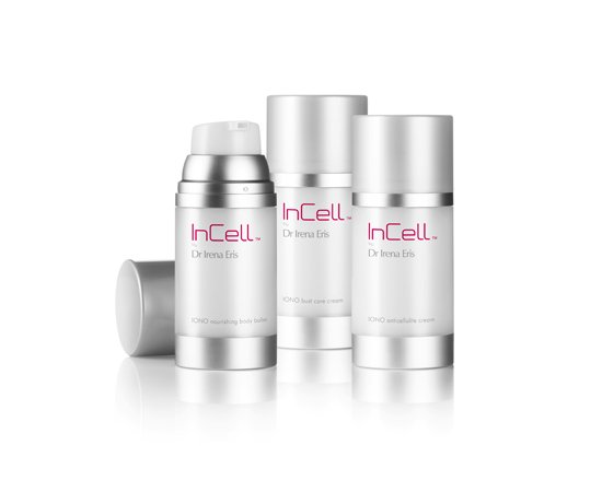 InCell – a new series of anti-wrinkle cosmetics by Dr Irena Eris.