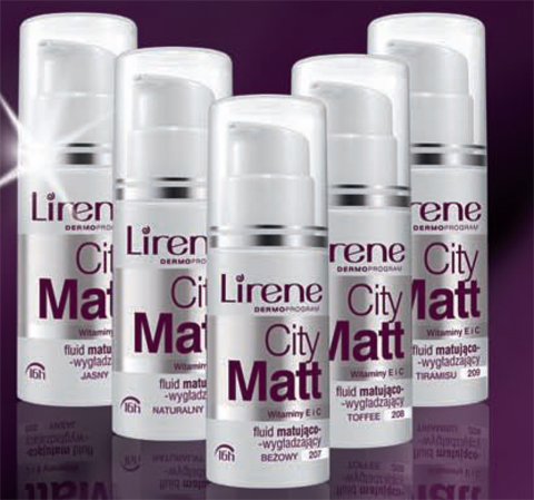 Lirene City Matt foundation.