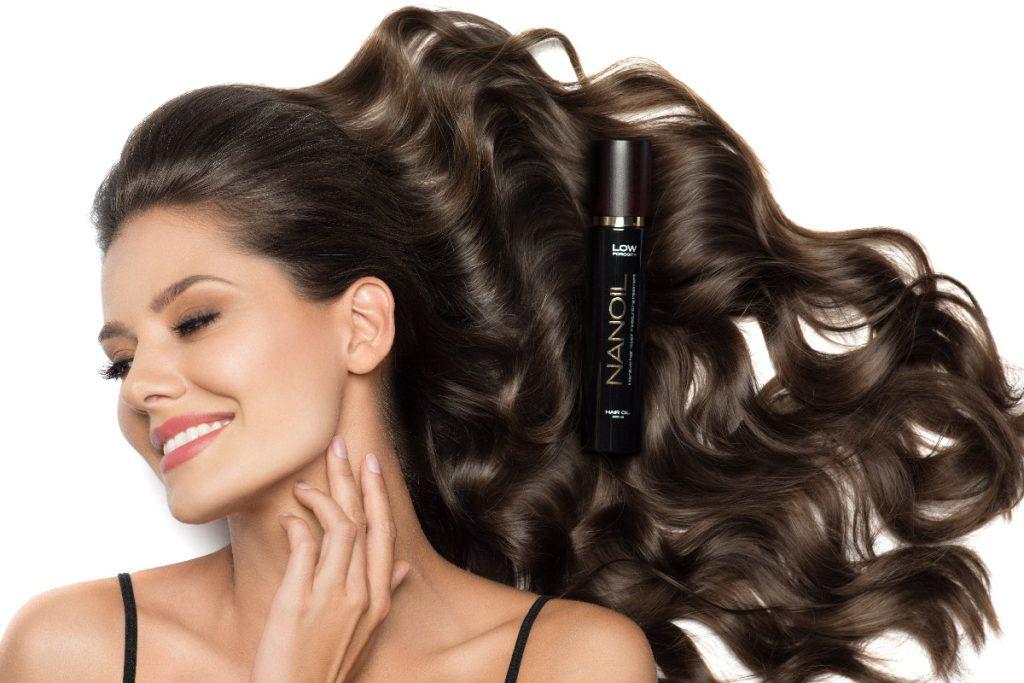 Nanoil - for low porosity hair