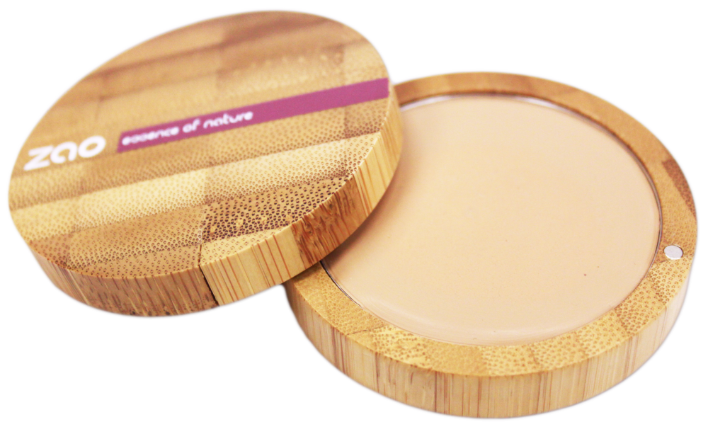 Zao Organic cosmetics – Bamboo eye shadows.