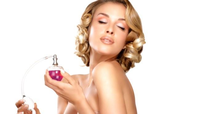 Perfumed water, toilet water and perfumes
