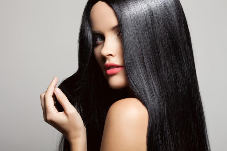 Hollywood hairdo thanks to Wellaflex.