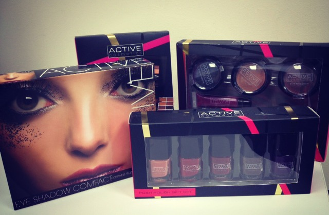 Active Cosmetics gift set